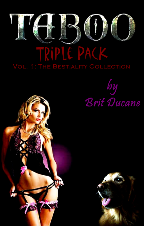 Taboo Triplee Pack- The Bestiality Collection